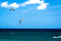 Kite Boarding, Juno Beach, FL