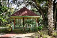Band Stand, Crystal River, FL