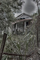 Abandoned, Cedar Key, FL