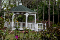 Garden Gazebo, Crystal River, FL